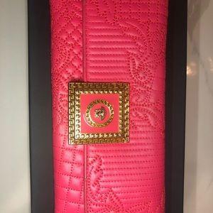 Versace wallet/ wristlet